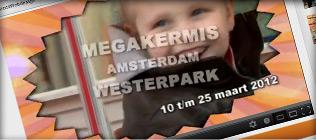 Commercial Kermis A'dam Westerpark 2012
