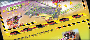 Crazy Coaster – Wavo BV