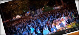 Jordaanfestival A'dam 2012
