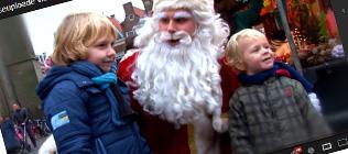 Kerstmarkt Haarlem 2012