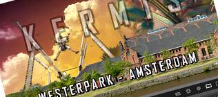 Commercial Kermis A'dam Westerpark 2013